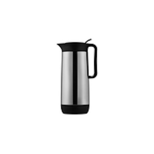 Isolierkanne Contur Push 1,0 l mattiert