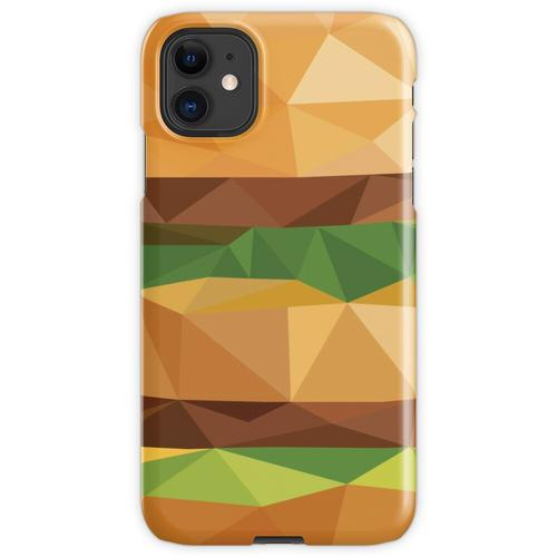 BigMac Lowpoly iPhone 11 Handyhülle