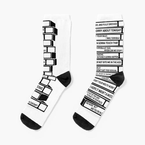 B'99 Sex Tapes Socken