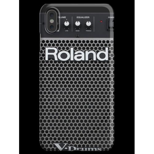 Roland Gitarrenverstärker iPhone XS Max Handyhülle
