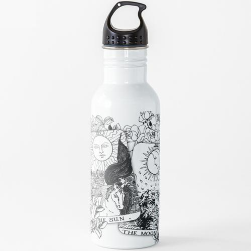 Sol et Luna Wasserflasche