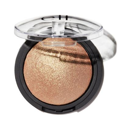 e.l.f. Cosmetics Baked Highlighter In Apricot Glow