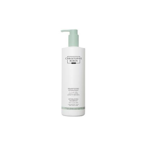 Christophe Robin Haarpflege Shampoo Hydrating Shampoo with Aloe Vera 250 ml
