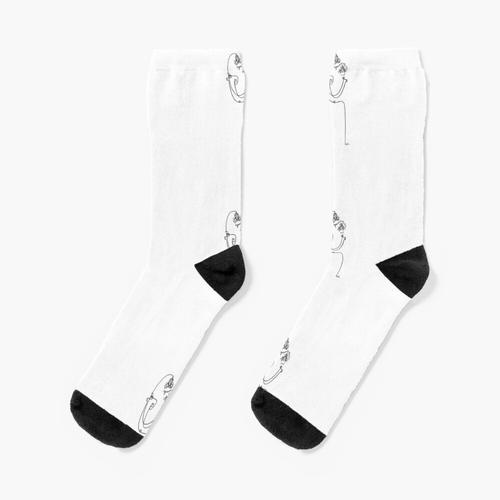 Nur ein paar quietschende Räder Socken