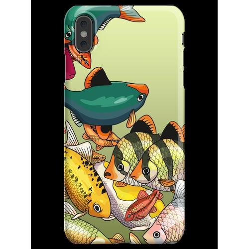 Widerhaken iPhone XS Max Handyhülle