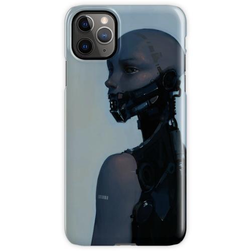 Silikonkopf iPhone 11 Pro Max Handyhülle
