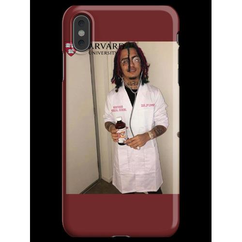 Lil Pumpe - Dr Pumpe iPhone XS Max Handyhülle