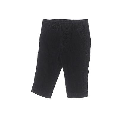 Carter's Cord Pant: Black Solid ...