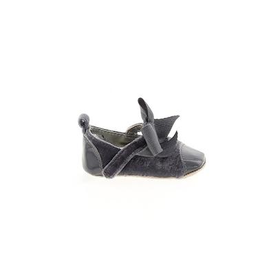 Old Navy Booties: Gray Solid Shoes - Size 1