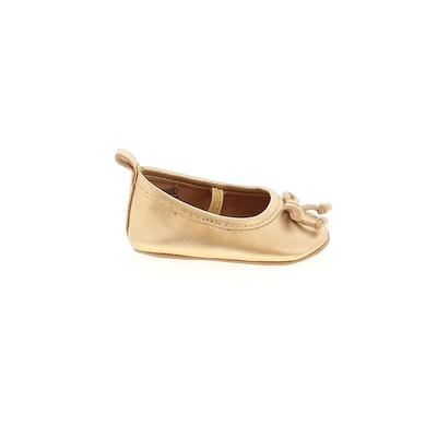 Old Navy Booties: Gold Solid Sho...