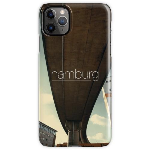 Hamburger Eisenbahn iPhone 11 Pro Max Handyhülle
