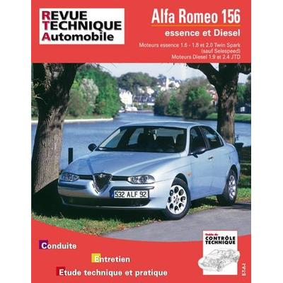 Revue technique auto ETAI 17693