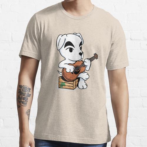 K.K. Slider Gitarre spielen Essential T-Shirt