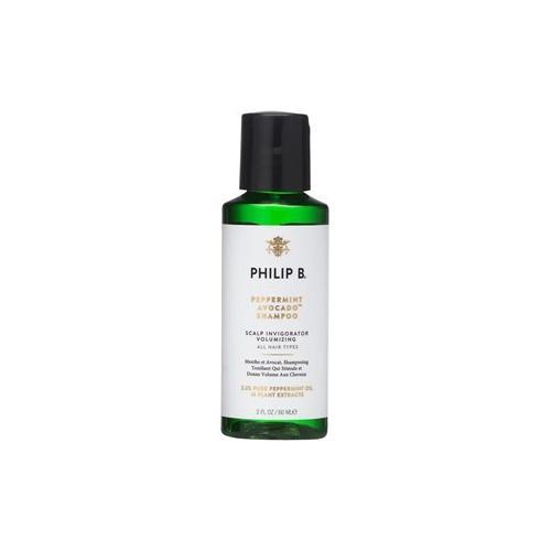 Philip B Haarpflege Shampoo Peppermint & Avocado Shampoo 60 ml