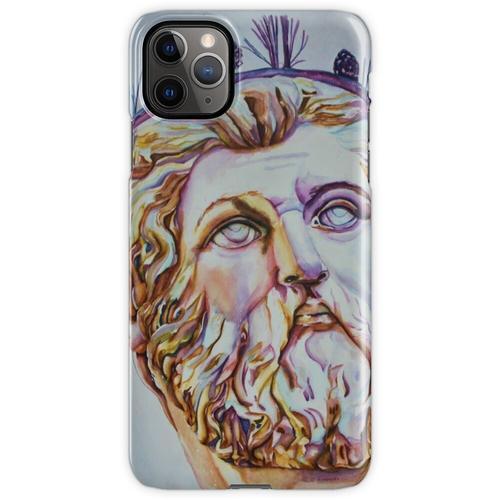 Neptun - Vom Neptunbrunnen, Florenz, Italien iPhone 11 Pro Max Handyhülle