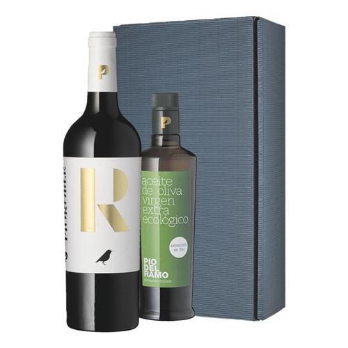 Wein-Geschenk-Set »Öl und Wein«, Rindchen's Weinkontor