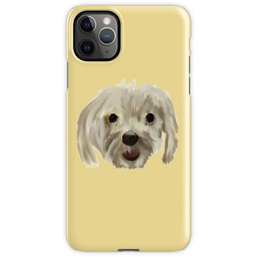 Schnappi der Malteser iPhone 11 Pro Max Handyhülle