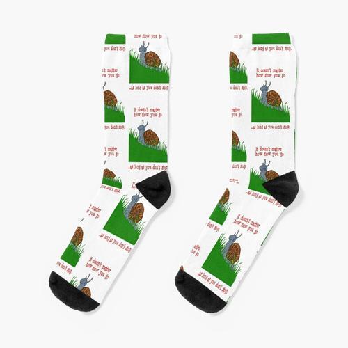 Mach weiter Socken