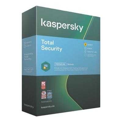Software »Total Security 2021«, ...
