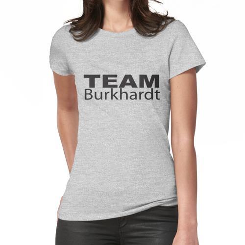 TEAM Burkhardt Frauen T-Shirt
