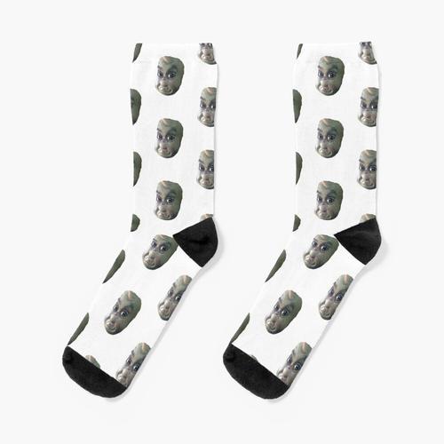 Baby Grinch Socken