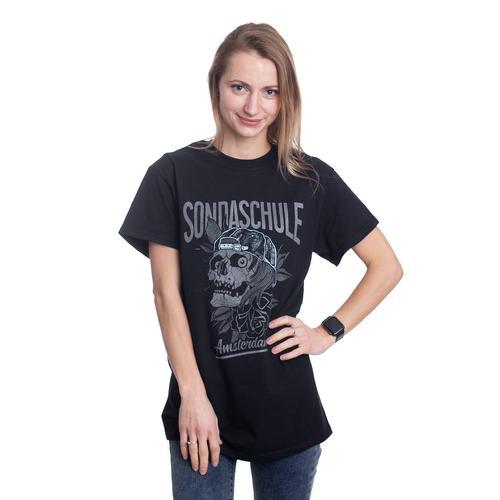 Sondaschule - Skull - - T-Shirts