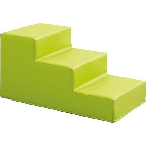 JAKO-O Softbaustein Treppe grün, grün