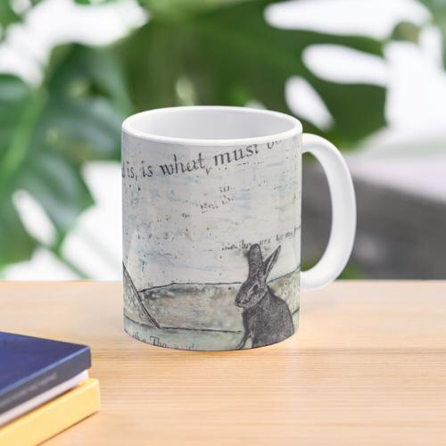 Watership Down Encaustic Mug