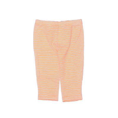 Carter's Leggings: Orange Bottoms - Size 9 Month