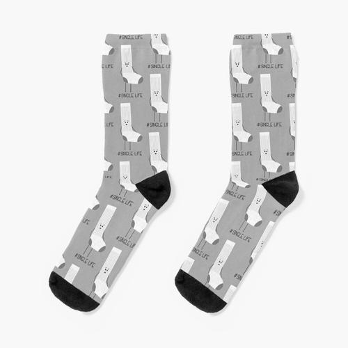 Single-Leben Socken