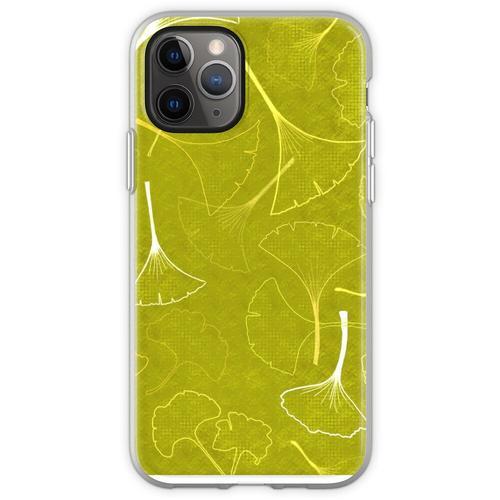 Denken Sie Ginkgo Green Flexible Hülle für iPhone 11 Pro