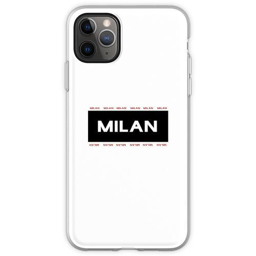 Mailand Mailand Mailand Flexible Hülle für iPhone 11 Pro Max