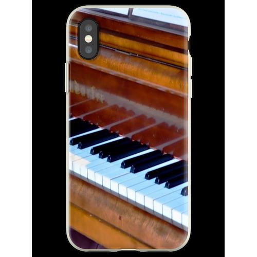 Bosendorfer Klavier 1914 Flexible Hülle für iPhone XS