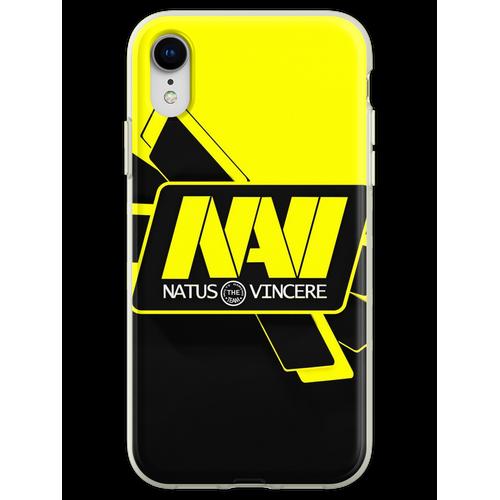 Navi csgo Flexible Hülle für iPhone XR