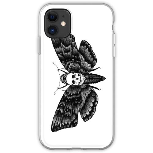 Resonanzpulver Motte Flexible Hülle für iPhone 11