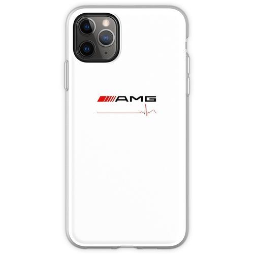 Fahrleistung AMG Flexible Hülle für iPhone 11 Pro Max
