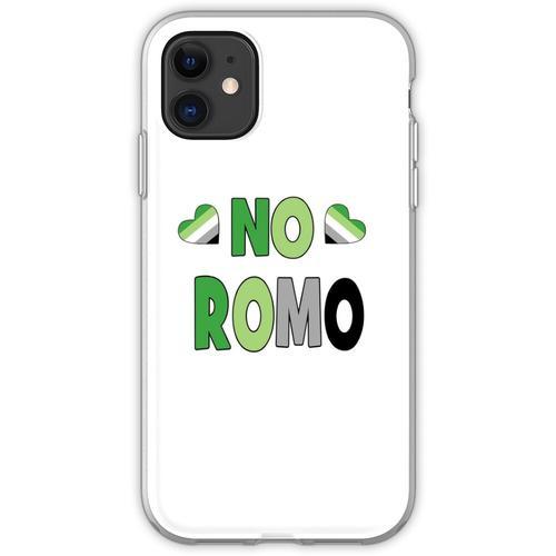 Kein Romo-Geschenk Aromantic Aromantic Gift Kein Romo Kein romantisches Flexible Hülle für iPhone 11