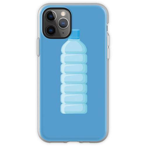Plastikflasche Flexible Hülle für iPhone 11 Pro