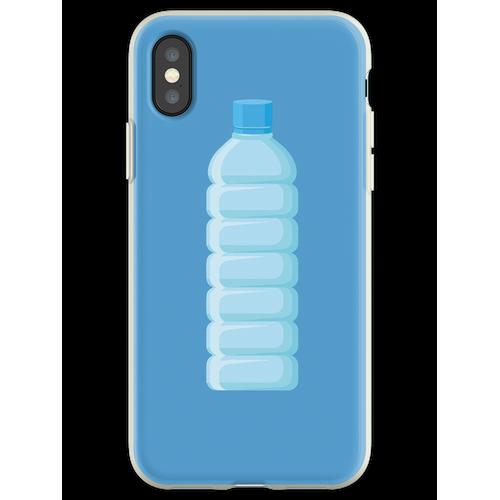Plastikflasche Flexible Hülle für iPhone XS