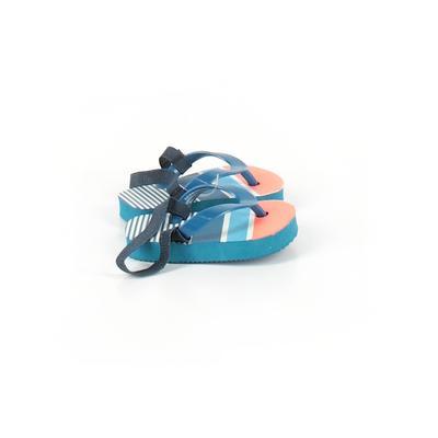 Sandals: Blue Shoes - Size 1 1/2