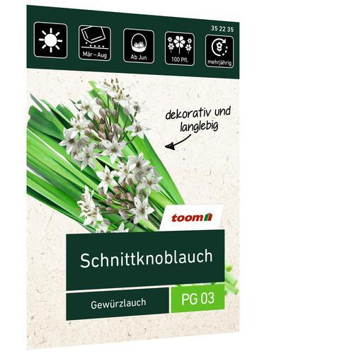 toom Schnittknoblauch 'Gewürzlauch'