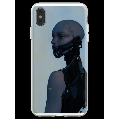 Silikonkopf Flexible Hülle für iPhone XS Max