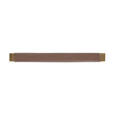 "Leather Cabinet Pull 6"" - Ballard Designs"
