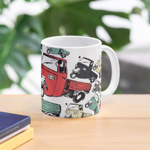 Piaggio hive Mug