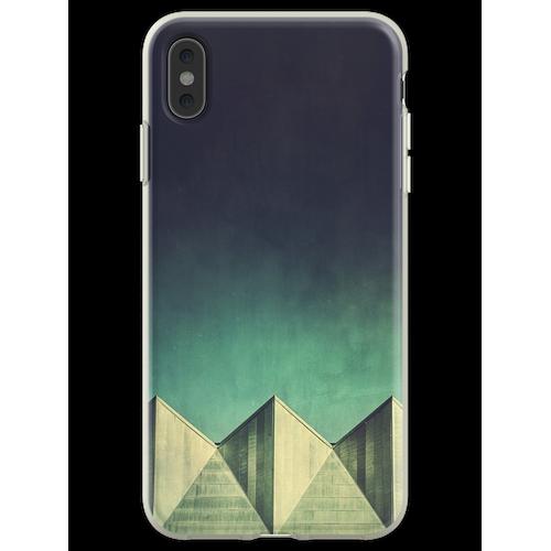 Bauhausstil ... Flexible Hülle für iPhone XS Max