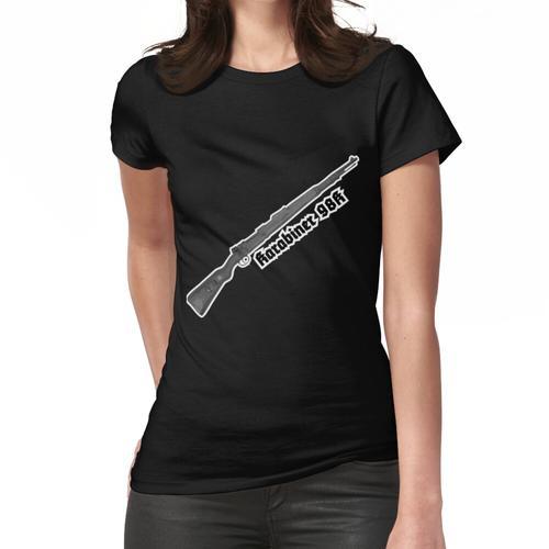 Deutscher Karabiner 98K Frauen T-Shirt