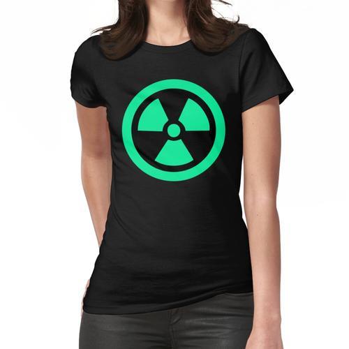 Fluo Radioactive Frauen T-Shirt