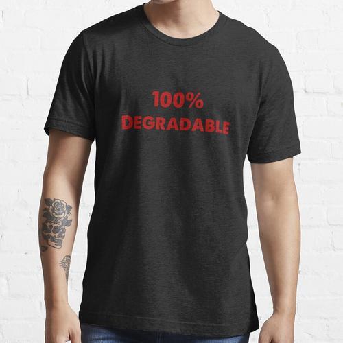 100% abbaubar Essential T-Shirt