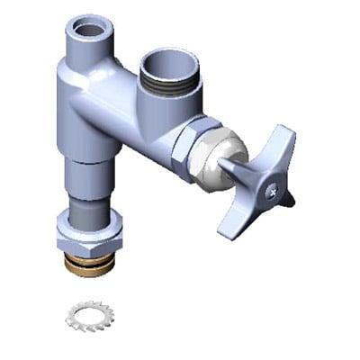 T&S B-0286-LNEZ Big Flo EasyInstall Add On Faucet Assembly