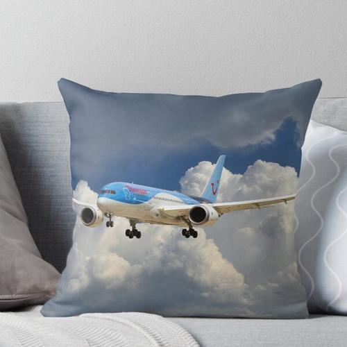 Boeing 787 Dreamliner Kissen